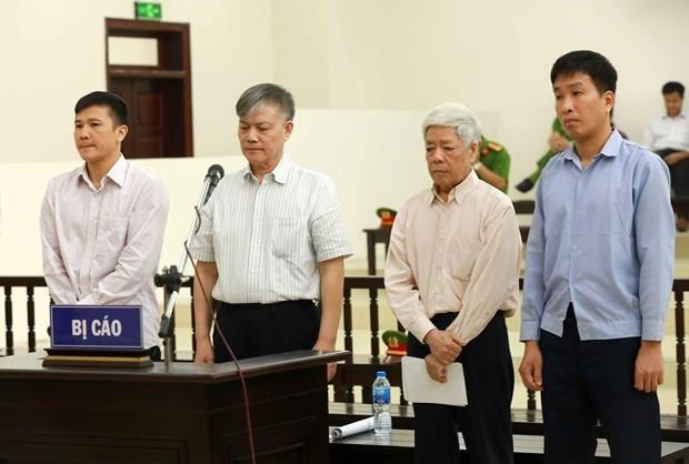 L'ex-dirigeant de Vinashin condamne a une peine plus severe hinh anh 1