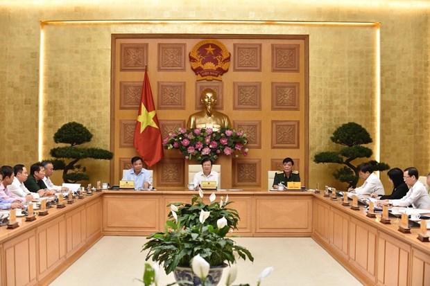 Le Vietnam avance quatre groupes de solutions a la peche INN hinh anh 2