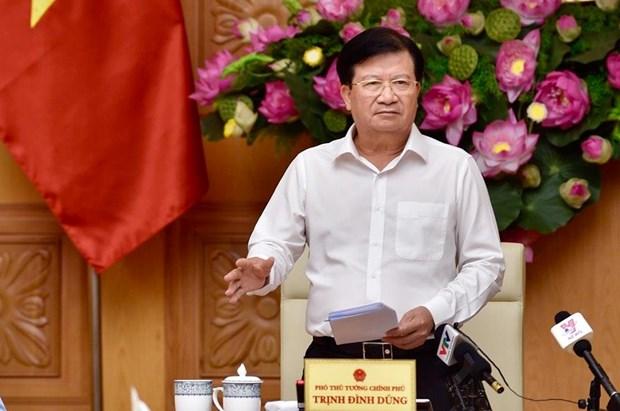 Le Vietnam avance quatre groupes de solutions a la peche INN hinh anh 1