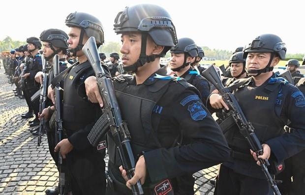 L'Indonesie dejoue des projets d'attentat avant l'investiture du president hinh anh 1