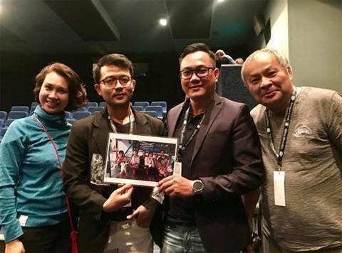 Deux journalistes vietnamiens remportent le Grand Prix au festival Courant 3D hinh anh 1