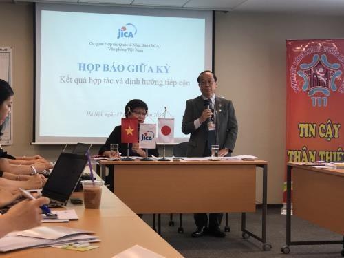 JICA : Le Vietnam maintient un taux de croissance remarquable hinh anh 1