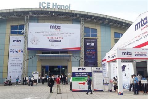 Ouverture de l'exposition MTA Hanoi 2019 hinh anh 1