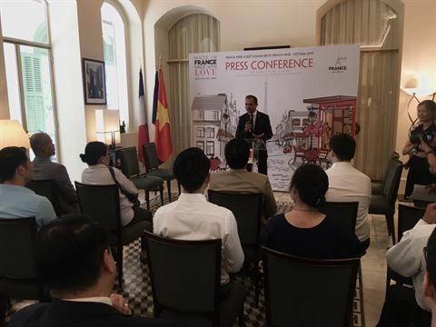 Bientot la Semaine francaise 2019 au Vietnam hinh anh 1