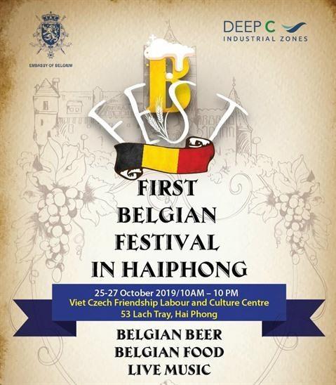 Vietnam - Belgique : premier festival d'echanges culturel et economique a Hai Phong hinh anh 1