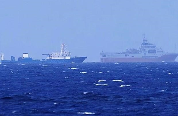 Un expert americain condamne les violations chinoises de la ZEE du Vietnam hinh anh 1
