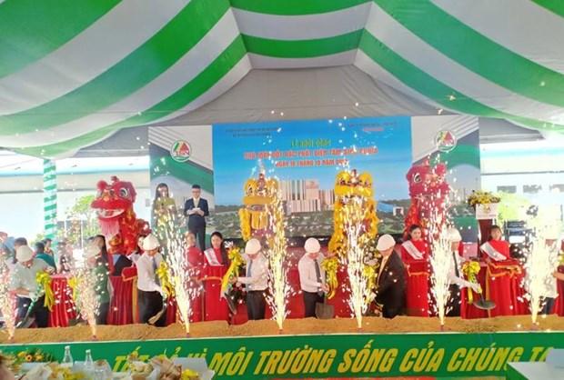 Ho Chi Minh-Ville: mise en chantier d'une usine d'electricite a partir de dechets hinh anh 1