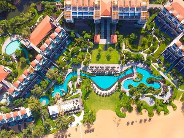 Deux villegiatures au Vietnam parmi les meilleures au monde hinh anh 1