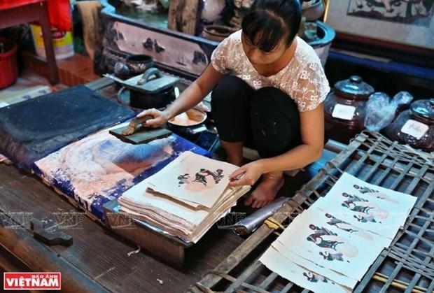 Au bonheur des images: Les estampes populaires de Dong Ho hinh anh 5