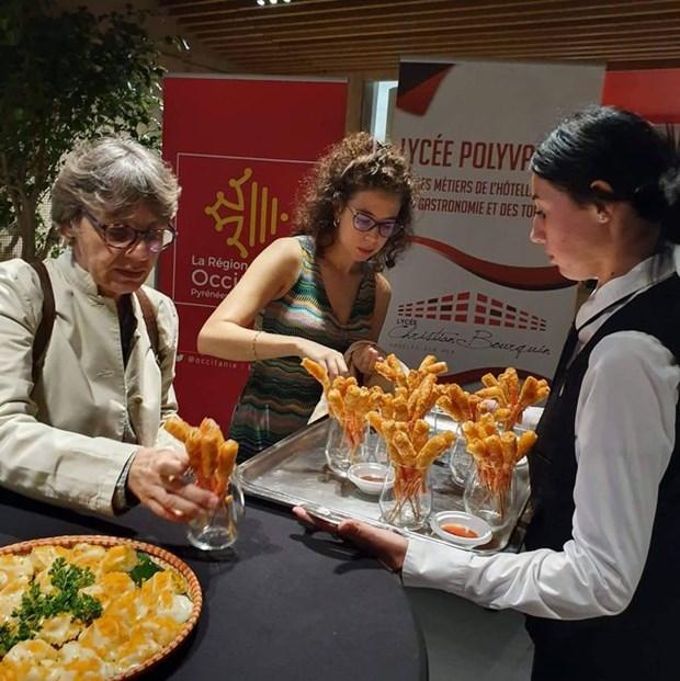 Decouverte gastronomique a Perpignan pour savourer le Vietnam hinh anh 2