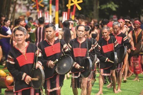 A la rencontre des gardiens de l'ame des gongs du Tay Nguyen hinh anh 2