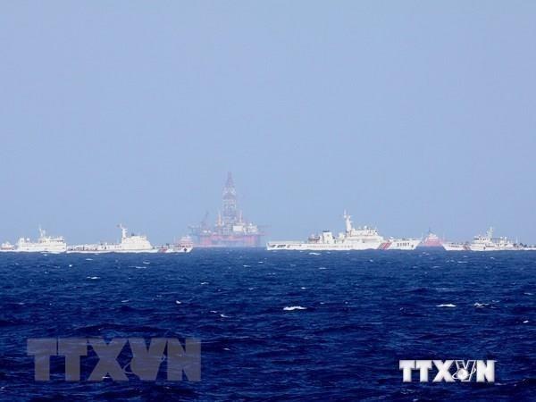 L'UE appelee a renforcer sa presence en Mer Orientale hinh anh 1