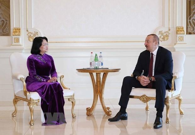 L'Azerbaidjan veut renforcer sa cooperation multiforme avec le Vietnam hinh anh 1