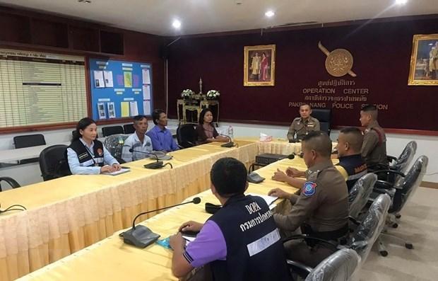 La Thailande remet des pecheurs sauves au Vietnam hinh anh 1
