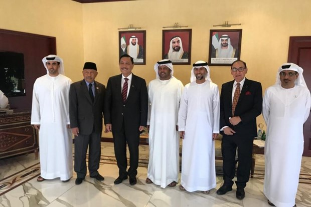 L'Indonesie espere obtenir plus de fonds americains, chinois et emiratis hinh anh 1