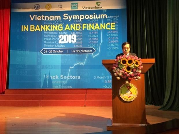 Forum national sur la banque et les finances 2019 hinh anh 1