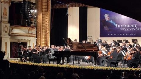 Concert de musique classique avec Jean-Yves Thibaudet a Hanoi hinh anh 1