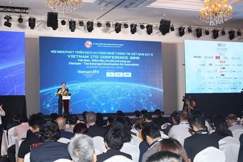 Vietnam ITO 2019 met en lumiere le potentiel de l'industrie informatique hinh anh 1