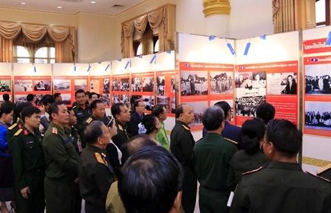Entre le Vietnam et le Laos, une amitie scellee par l'Histoire hinh anh 2