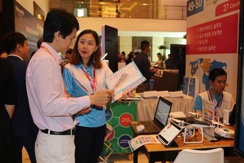 Vietnam ITO 2019 met en lumiere le potentiel de l'industrie informatique hinh anh 3