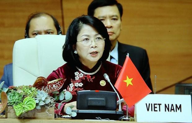 Le Vietnam œuvre au renforcement du Mouvement des non-alignes hinh anh 1