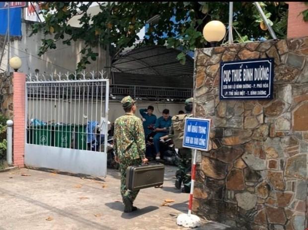 Binh Duong enquete sur une affaire de terrorisme contre le pouvoir populaire hinh anh 1