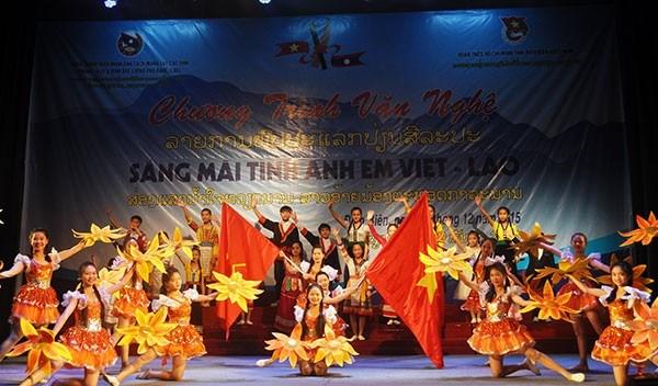 Entre le Vietnam et le Laos, une amitie scellee par l'Histoire hinh anh 1
