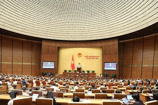 L'Assemblee nationale interpellera sur quatre sujets d'actualite hinh anh 1