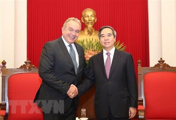 Le Vietnam attache de l'importance aux liens avec les Etats-Unis hinh anh 1
