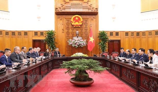 Le Vietnam fait bon accueil aux entreprises americaines hinh anh 1