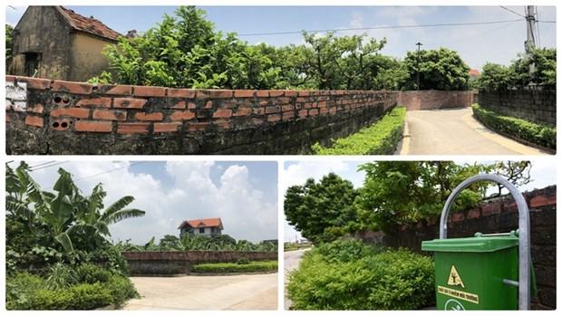 Nouvelle ruralite, nouvelle prosperite a Viet Dan hinh anh 1