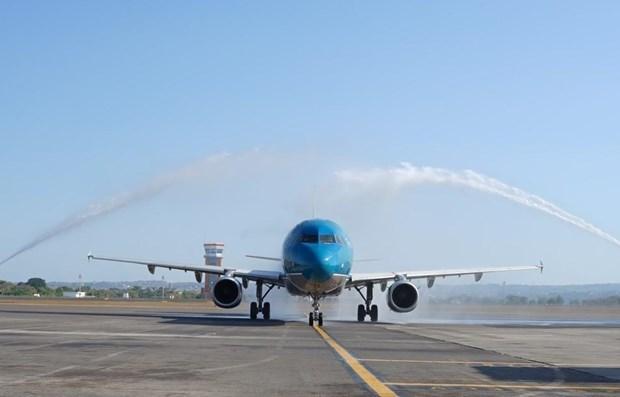 Vietnam Airlines ouvre la ligne directe Ho Chi Minh-Ville - Bali hinh anh 1