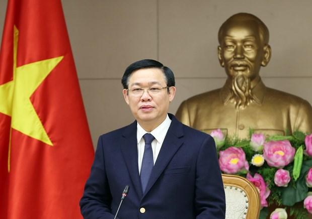 Le vice-PM Vuong Dinh Hue attendu dans trois pays africains hinh anh 1