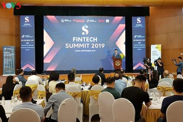 Le projet Fintech de Vietnam Silicon Valley hinh anh 2