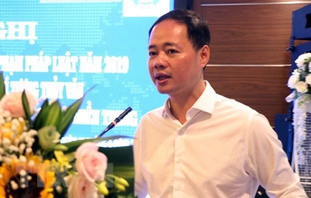 Un Vietnamien nomme vice-president de la region II de l'OMM hinh anh 1