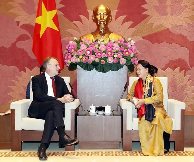 Le Vietnam realise serieusement ses engagements dans les accords avec l'UE hinh anh 1