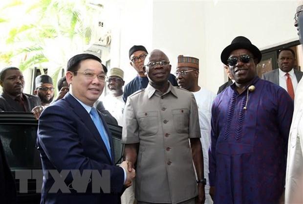 Le Vietnam pret a aider le Nigeria a developper l'agriculture high-tech hinh anh 1
