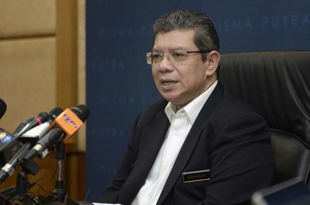Sommet de l'ASEAN: la Malaisie s'inquiete de la situation en Mer Orientale hinh anh 1