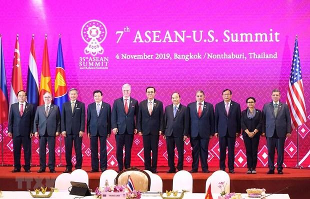 Le PM participe au 7e Sommet ASEAN – Etats-Unis hinh anh 1