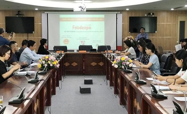 La Vietnam Foodexpo 2019 promet des opportunites aux entreprises agroalimentaires hinh anh 1