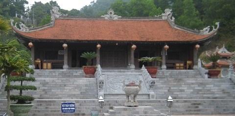 La pagode de Con Son, un haut lieu du tourisme spirituel a Hai Duong hinh anh 1