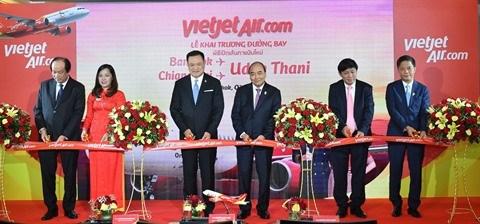 Vietjet lance deux nouvelles lignes aeriennes en Thailande hinh anh 1