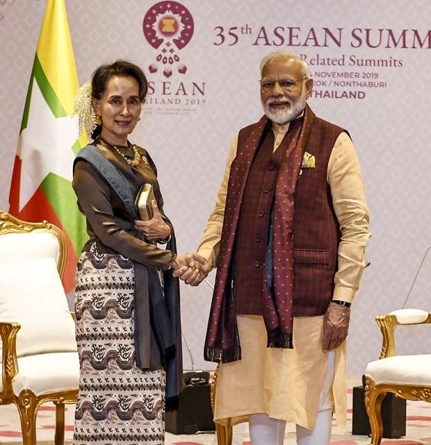 L'Inde veut renforcer ses liens avec le Myanmar hinh anh 1