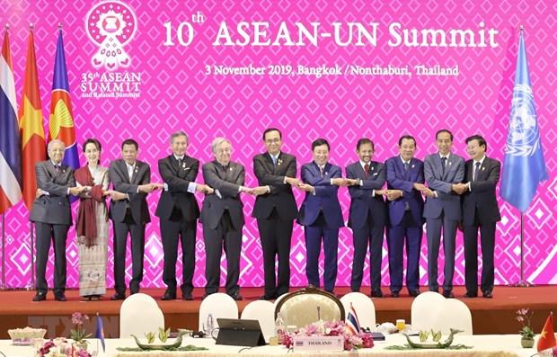 Le 10e Sommet ASEAN-ONU a Bangkok hinh anh 1