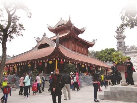 La pagode de Con Son, un haut lieu du tourisme spirituel a Hai Duong hinh anh 2