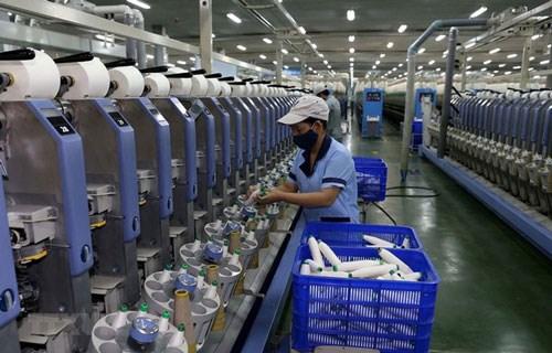 Le PMI du Vietnam est a 50 points en octobre hinh anh 1