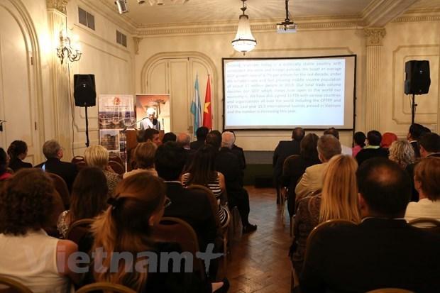Vietnam et Argentine disposent d'un enorme potentiel de cooperation hinh anh 1