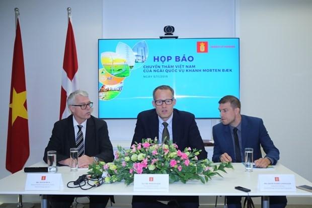 Le Danemark s'engage a elargir son partenariat energetique avec le Vietnam hinh anh 1