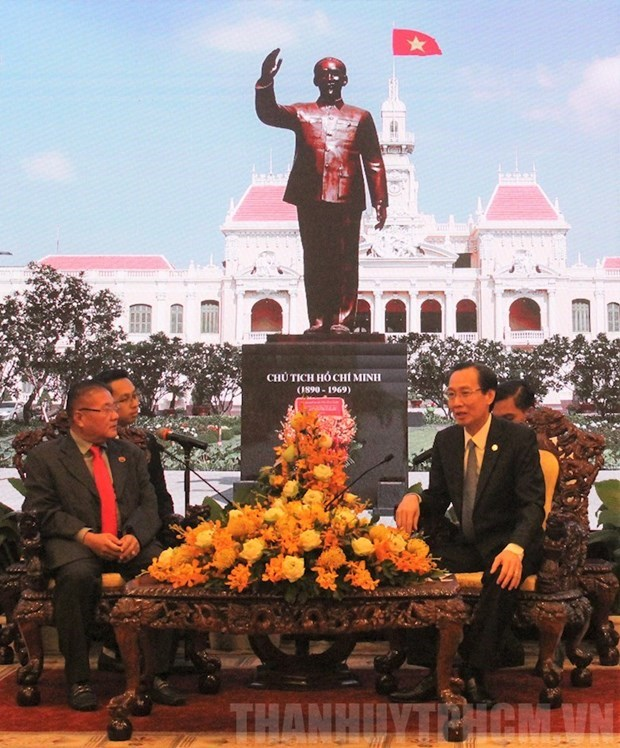 Ho Chi Minh-Ville cultive ses liens avec le Cambodge hinh anh 1