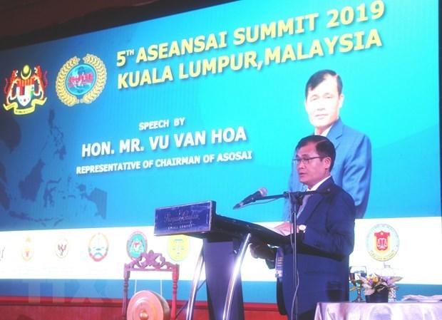 Le Vietnam participe au 5e Sommet de l'ASEANSAI en Indonesie hinh anh 1